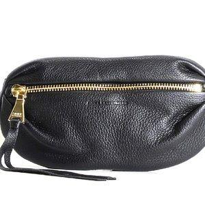 Milán Bum Bag Black W Gold